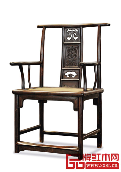 官帽椅:明式家具法度之大成