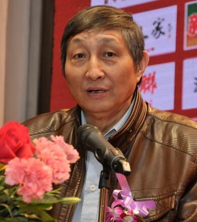 出席2012中国红木家具行业年度总评榜