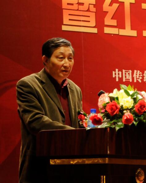 出席2011中国红木家具行业总评榜