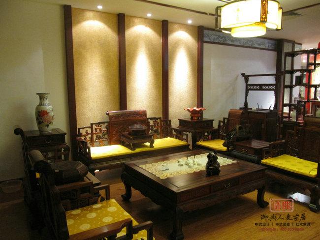 仙游御典红木古典家具译解古韵浓厚的中式古典家居