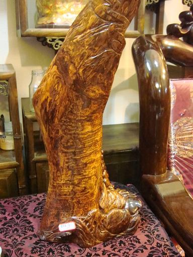 红木家具,黄花梨木雕
