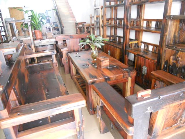 船木客厅成套家具,沙发组合,厂价直销