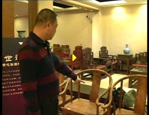 中山沙溪红木家具商备战2012年中国红木家具文化博览会