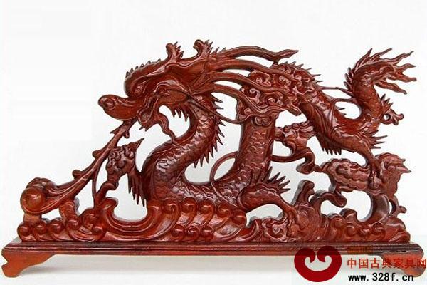 红木工艺品逐年受市场青睐-东阳红木家具网