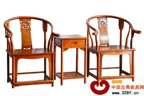 圈椅:一室质朴显光华--中信红木|中信红木家具|中信厂