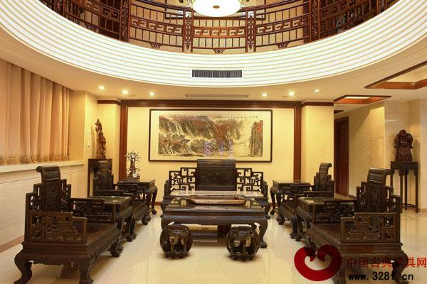 中式别墅装修布置准则-品牌红木网