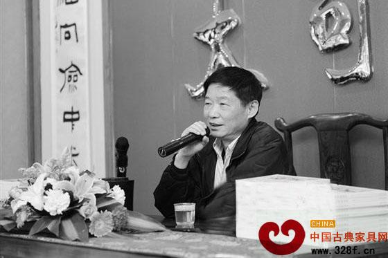 何锦驰谈仙作文化内涵和市场推广