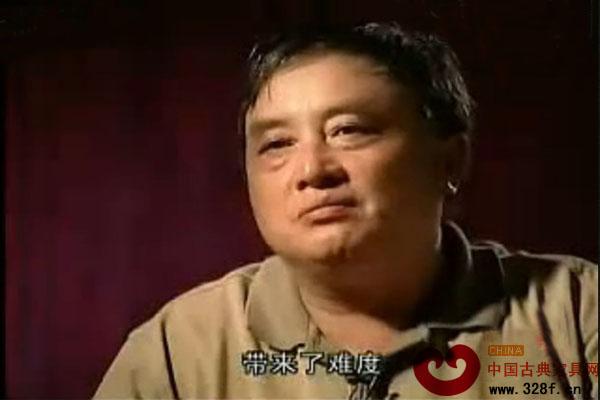 顾永琦:留住制作紫檀家具的手艺(视频)