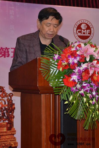 宋建文:红木总评榜助推产业品牌化发展