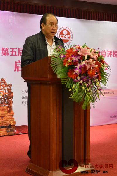 萧照兴:红木总评榜与企业共同成长