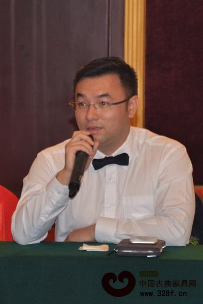 陈淦凡:红木企业销售模式正发生变化
