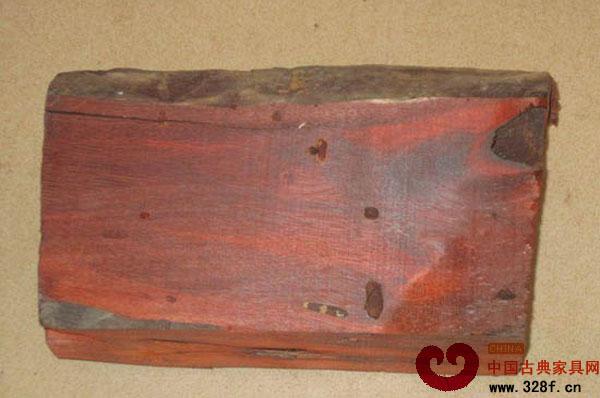 花梨木类知识——囊状紫檀