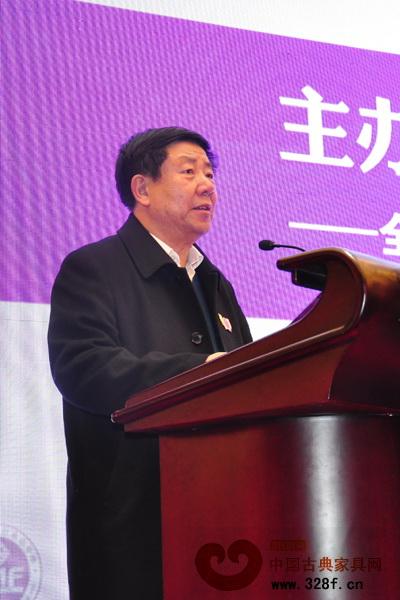 张柏:把暂时困难化为红木行业发展机遇