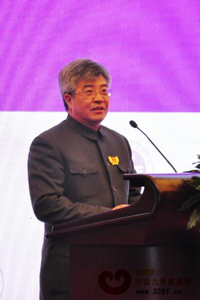 丘树宏:六点建议推动红木行业转型升级