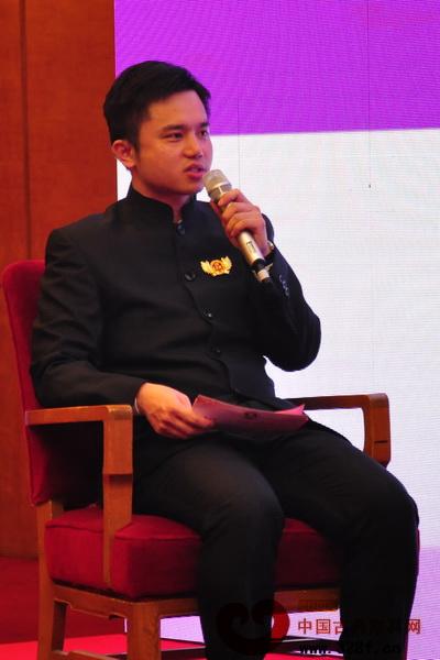 中国古典家具网、《品牌红木》杂志CEO林伟华