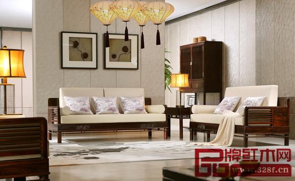 中国红木家具十大新中式品牌(2016)候选企业—地天泰