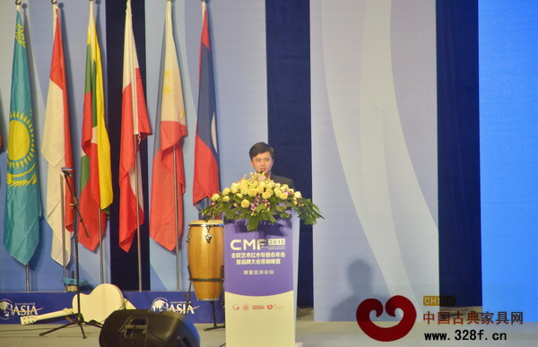 林伟华:我们是红木产业的命运共同体