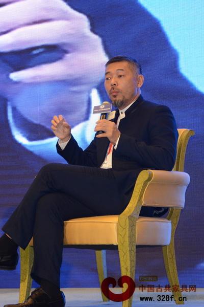 林孟礼:新型商业模式创造红木企业新未来