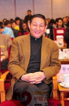 曹静楼:红博会助推红木产业发展