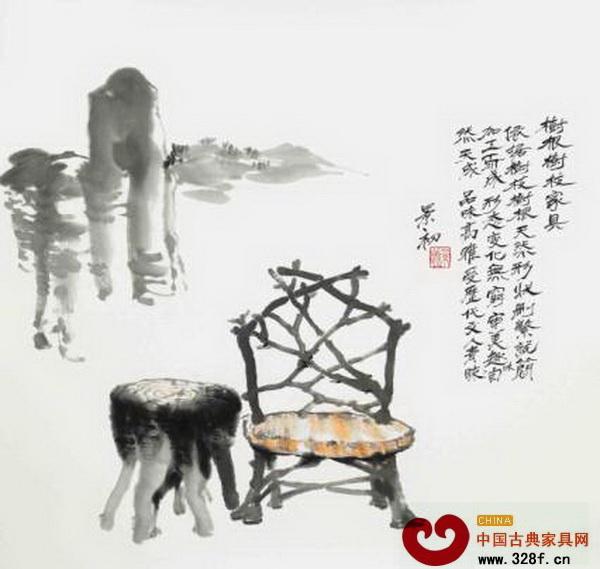 胡景初:一位家具人的绘画梦