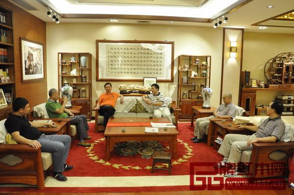 胡景初:红木家具发展新方向