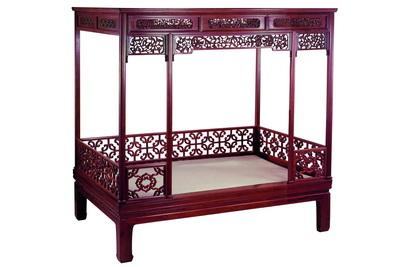明式家具上攒接与斗簇工艺发展的步骤