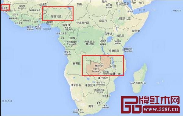 今年年初,尼日利亚、赞比亚、冈比亚三个非洲国家先后发布木材禁令