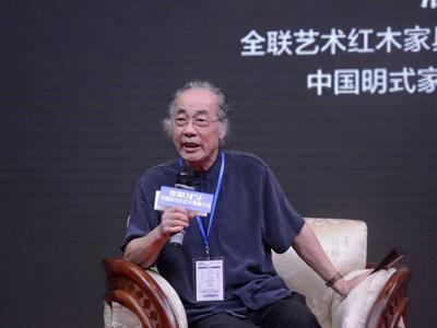 濮安国:新中式红木家具创新要潜心研究明式家具