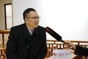 """大涌镇党委书记郭丛枢:拥抱""""特色""""产业 描绘""""红博""""蓝图"""