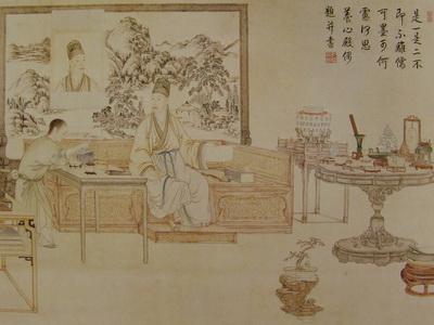周京南:怡情翰墨、醉意诗书——明代文人书房
