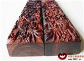 红酸枝:独特香气的美丽红木