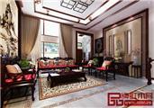 极富中国浪漫情调中式私邸 尽显浓郁的东方之美