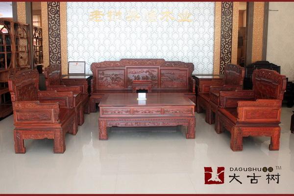 古树堂红木家具图片