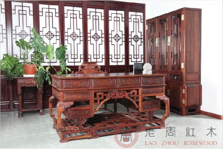 餐厅系列6(老周红木),红木家具-上海老周红木家具