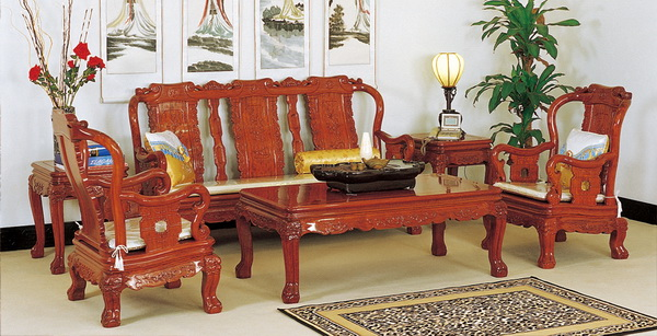 美联红木家具图片大全