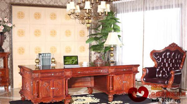 欧式红木家具 让空间装点的更自然