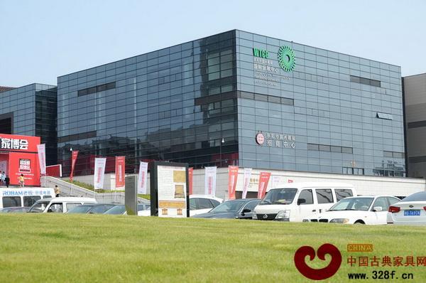 东阳红博会举办地——东阳中国木雕城二期会展中心