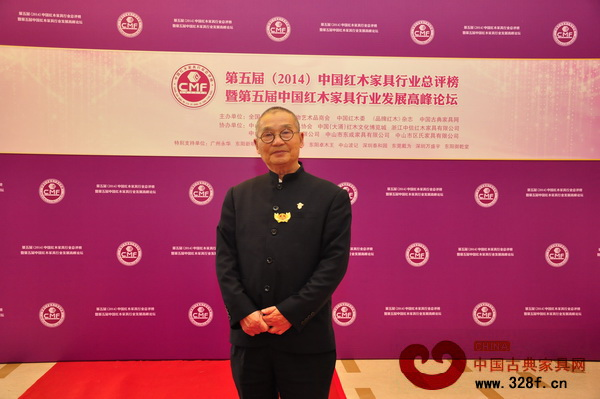 中国高等家具设计专业创始人、中南林业科技大学教授胡景初