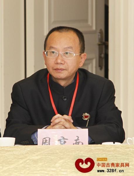 故宫博物院副研究员、明清宫廷家具专家周京南