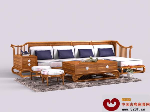 忆古轩——《西厢房》沙发