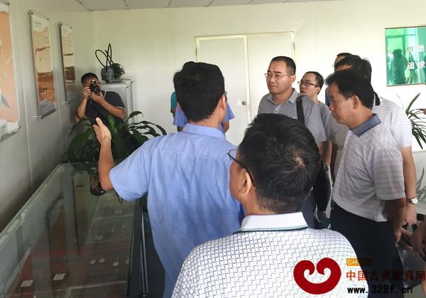各协会、学会秘书长一同参观奥康光通器件(中山)有限公司