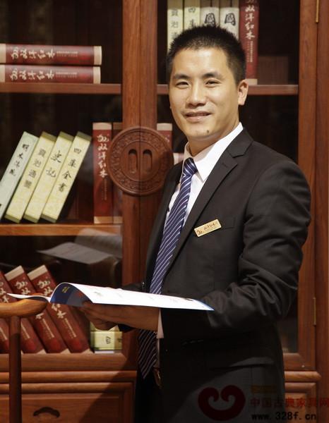 东阳双洋红木董事长王海洋