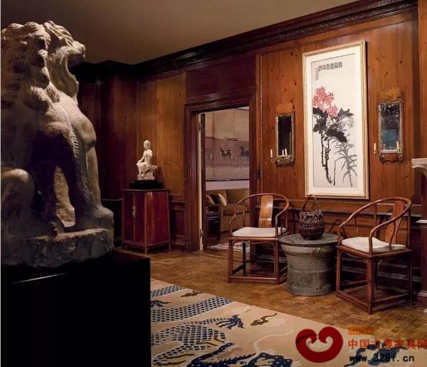 圈椅,最能体现中式家居元素的古典家具之一