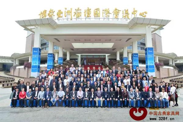 2016年1月,第六届中国红木家具品牌大会在国际会议圣地——博鳌亚洲论坛圆满闭幕
