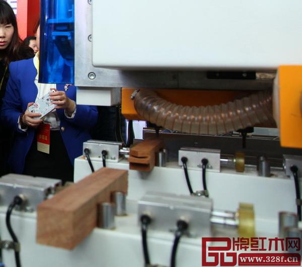 用技术提高红木家具生产效率
