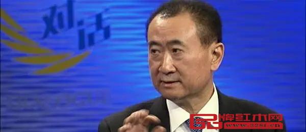 王健林参加央视《对话》栏目时表示,如果王思聪邀请他去直播平台亮相一定会去