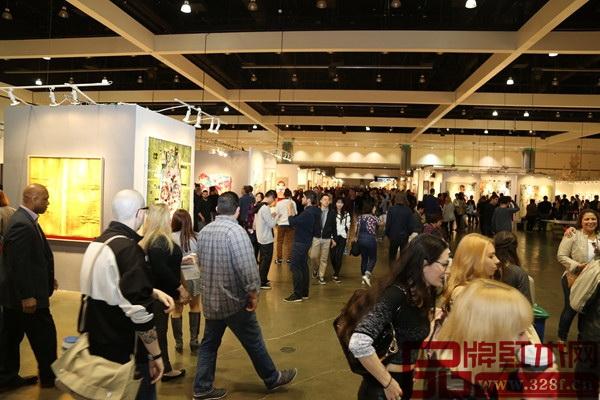 2016年洛杉矶国际艺术博览会中国国家展精彩瞬间回顾