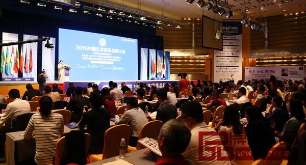 第六届中国红木家具品牌大会现场盛况