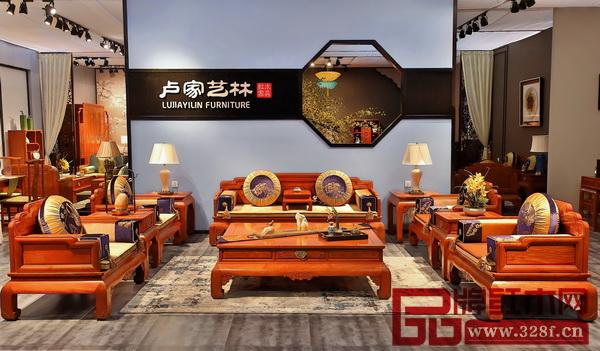 2016中国红木家具十大新中式品牌候选企业