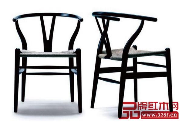 汉斯?维格纳吸收明式家具精髓设计的The Y-Chair
